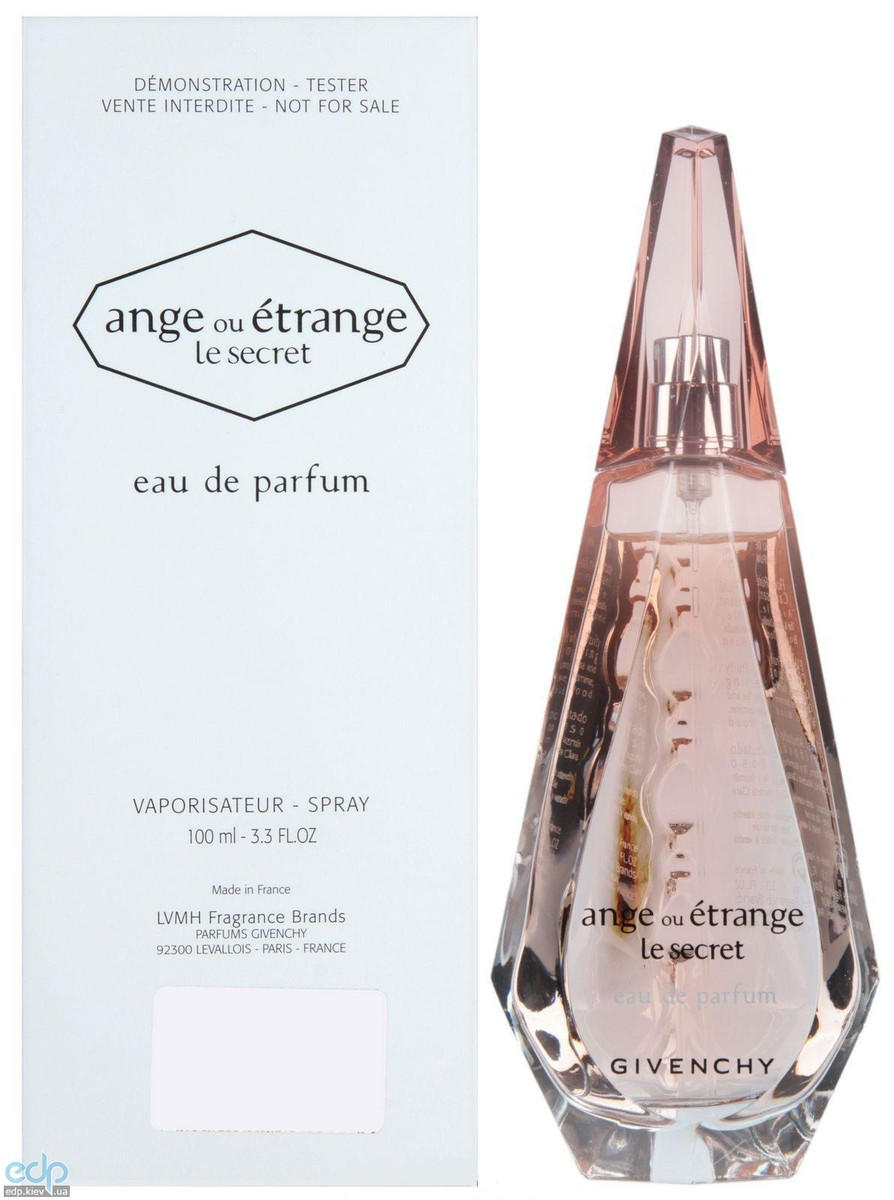 Givenchy Ange Ou Etrange Le Secret - парфюмированная вода - 100 ml TESTER
